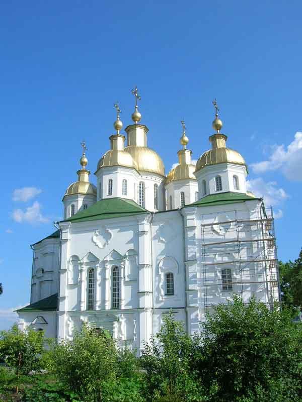 Читати історію заснування монастиря>>>